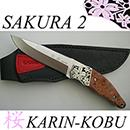 SAKURA-2 KARIN-KOBU (PTEROCARPUS INDICUS)